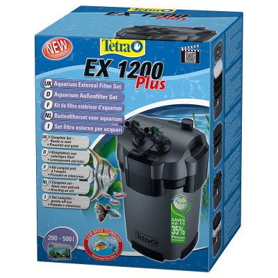 Tetra EX Plus External Filter