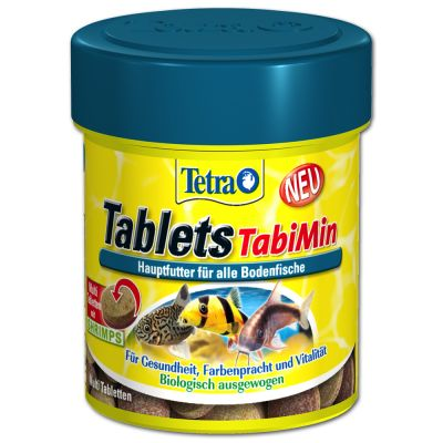 Tetra Tablets TabiMin mangime in compresse