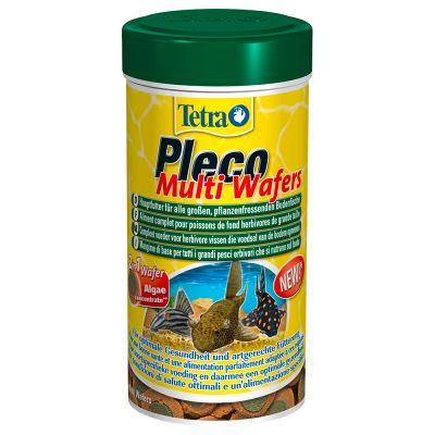 TetraPleco Multi mangime in wafer