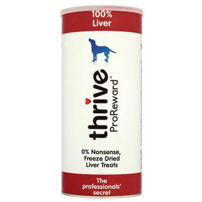 thrive ProReward Liver Dog Treats