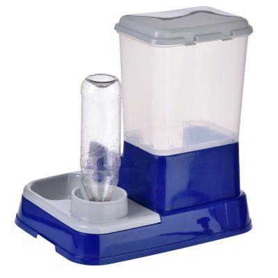 Tolva para pienso o agua 2 en 1