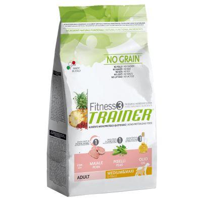 Trainer Fitness 3 Adult Medium/Maxi Maiale & Piselli