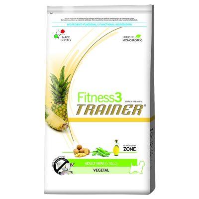 Trainer Fitness 3 Adult Mini No Grain Vegetal