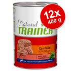 Trainer Natural Adult Medium/Maxi 12 x 400 g
