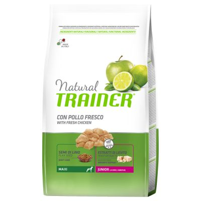 Trainer Natural Maxi Junior Pollo fresco