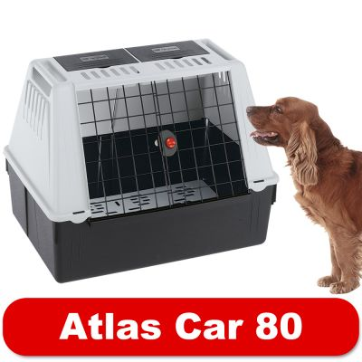 trasportino per auto ferplast atlas car per cani zooplus. Black Bedroom Furniture Sets. Home Design Ideas