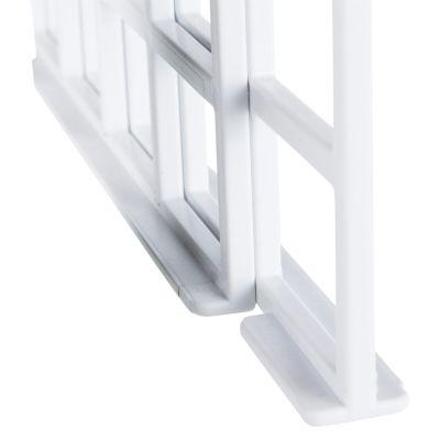 trixie schutzgitter f r fenster oben unten ausziehbar g nstig kaufen bei zooplus. Black Bedroom Furniture Sets. Home Design Ideas