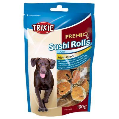 Trixie Sushi Light Premium Rouleaux à mâcher pour chien