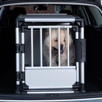 trixie transportbox aluminium gr e s l g nstig kaufen. Black Bedroom Furniture Sets. Home Design Ideas