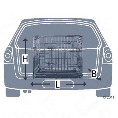 Trixie transportní klec pro psy