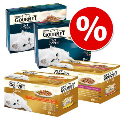 Tutto in 1 click! Gourmet Gold & Perle