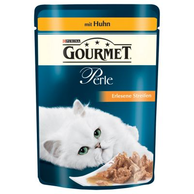 Tutto in 1 click! 20 l Cat's Best + Gourmet Perle