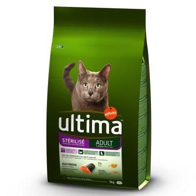 Ultima Cat Sterilized Salmone