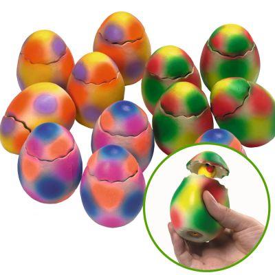 Uovo Pop-Up in lattice con squeak