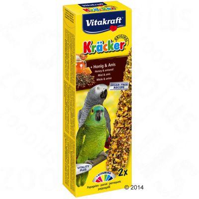 Vitakraft Knabbelstaven voor Papegaaien