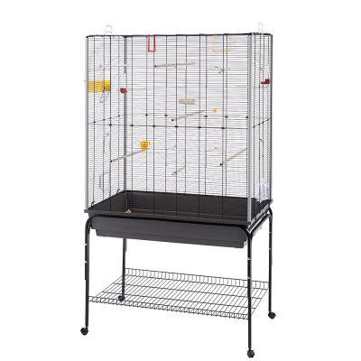 planeta ferplast cage pour oiseaux zooplus. Black Bedroom Furniture Sets. Home Design Ideas