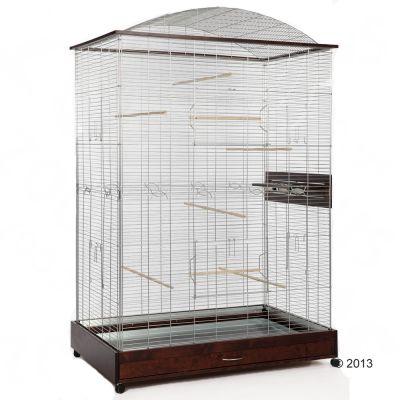 voli re pour grande perruche et canari skyline loretto xxl prix avantageux chez zooplus. Black Bedroom Furniture Sets. Home Design Ideas