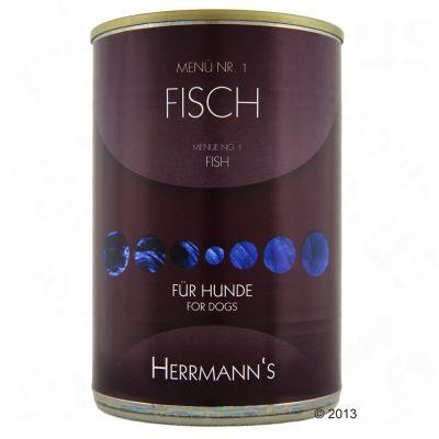 Voordeelpakket: Herrmann's Menu 12 x 400 g