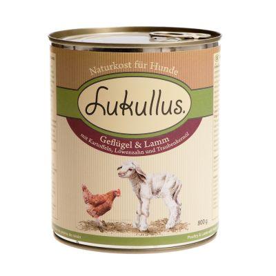 Voordeelpakket Lukullus 24 x  800 g