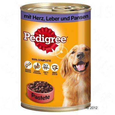 Voordeelpakket Pedigree Adult Classic: 24 x 400 g