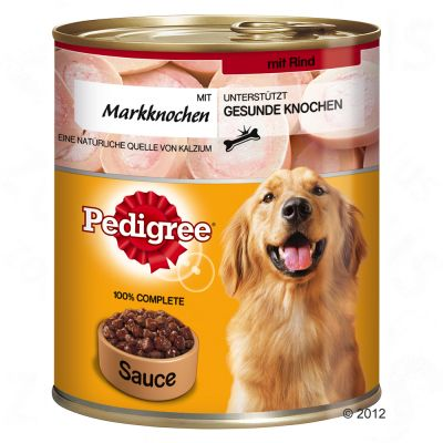 Voordeelpakket: Pedigree Adult Plus 24 x 800 g