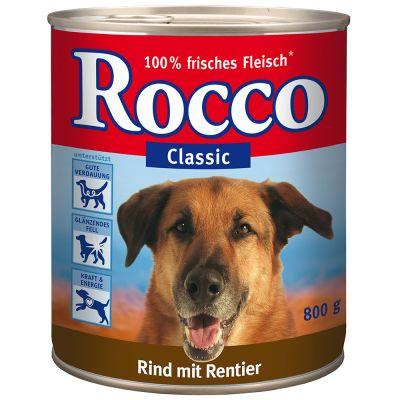 Voordeelpakket  Rocco Classic 24 x 800 g