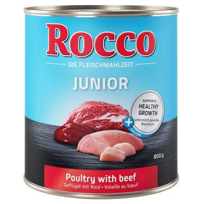 Voordeelpakket  Rocco Junior 24 x 800 g