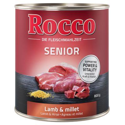 Voordeelpakket Rocco Senior 24 x 800 g