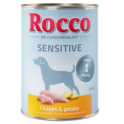 Voordeelpakket Rocco Sensitive 24 x 400 g