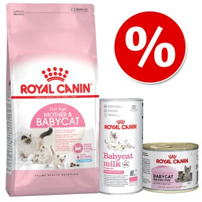 Welcome Kit Kitten Royal Canin Mother & Babycat