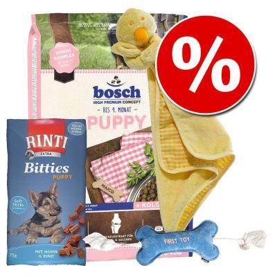 Welcome Kit Puppy & Junior Bosch & Rinti