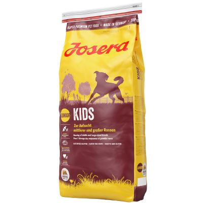 Welcome Kit Puppy & Junior 1,5 kg Josera Kids