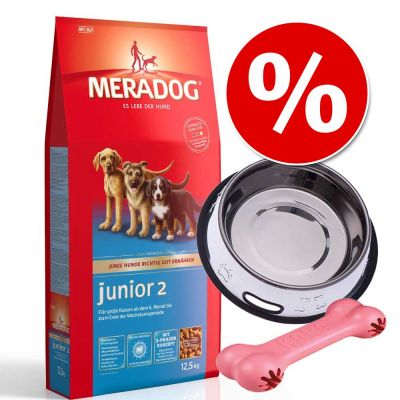 Welcome Kit Puppy & Junior Meradog