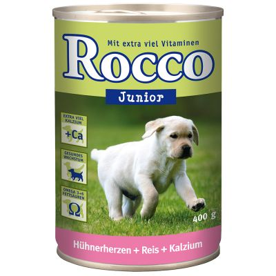 Welcome Kit Puppy & Junior Rocco