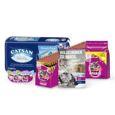 Whiskas/ Catsan Kitten Pack