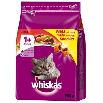Whiskas Dry Cat Food Economy Packs