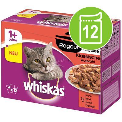 Whiskas Ragout 12 x 85 g