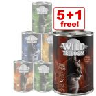 Wild Freedom Adult Mixed Trial Pack - 5 + 1 Free!*