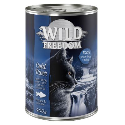 Wild Freedom Adult, 6 x 400 g