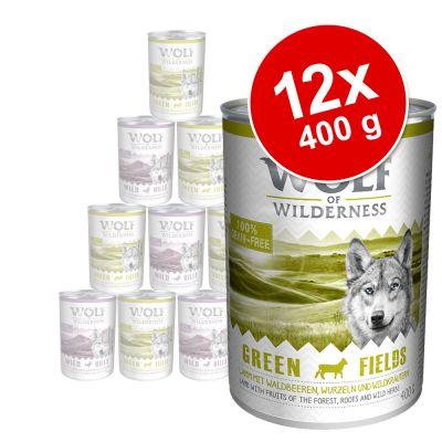 Wolf of Wilderness Adult 12 x 400 g