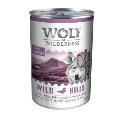 Wolf of Wilderness Adult 24 x 400 g