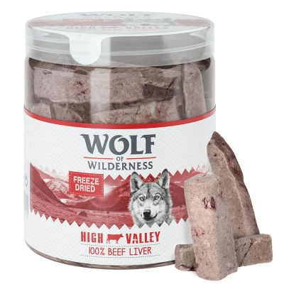 Wolf of Wilderness - Gefriergetrocknete Premium-Snacks