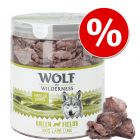 Wolf of Wilderness - Gefriergetrockneter Premium-Snack