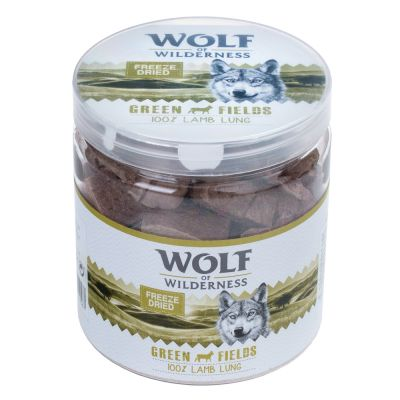 Wolf of Wilderness Snack - Gefriergetrocknet 280 g