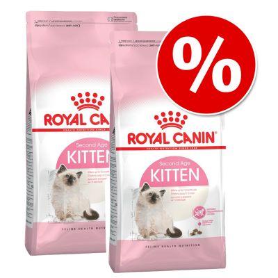 royal canin katzenfutter g nstig bei zooplus 2 x 400 g royal canin kitten 36. Black Bedroom Furniture Sets. Home Design Ideas