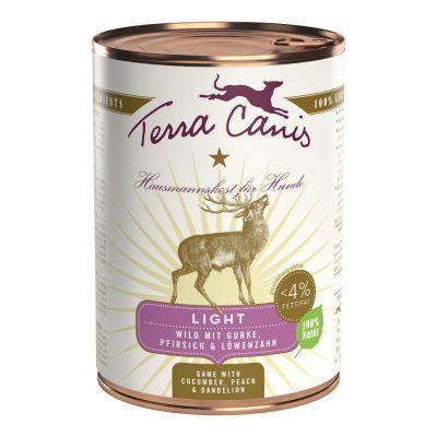 1 x 400 g Terra Canis Light