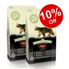 2 x 10kg James Wellbeloved Dry Cat Food - 10% Off!*