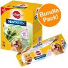 28 x Pedigree Dentastix Fresh + Dentastix Twice Weekly Saver Pack - Special Bundle*