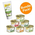 6x70g GimCat Superfood Trial Pack + 50g Digestion Duo Paste - Bundle Pack!*