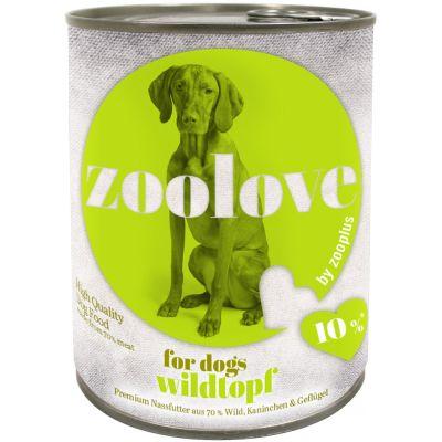 zoolove Delizie alla selvaggina